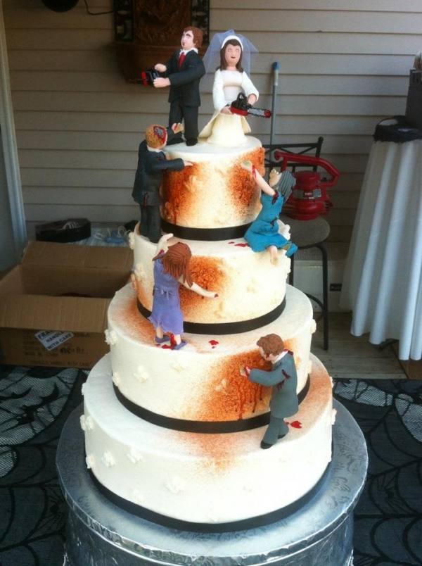 History Of Grooms Cake